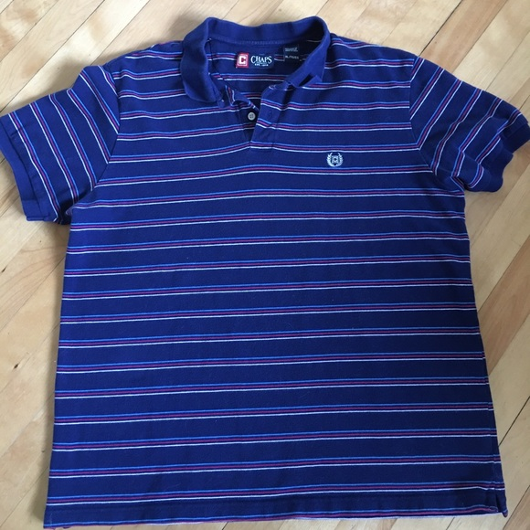 Chaps Other - Men's chaps XL polo